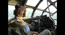 "Flying with B-29 ""FIFI"""