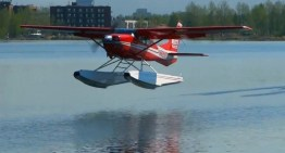 Alaska Sea Planes in Action