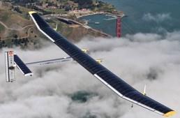 Solar impulse 2 chega na Califórnia na noite do dia 23 de abril
