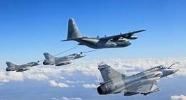 Força Aérea Brasileira coloca à venda caças Dassault Miragem 2000 desativados