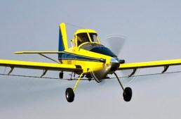 Curso de familiarização e operação de aeronaves Air Tractor