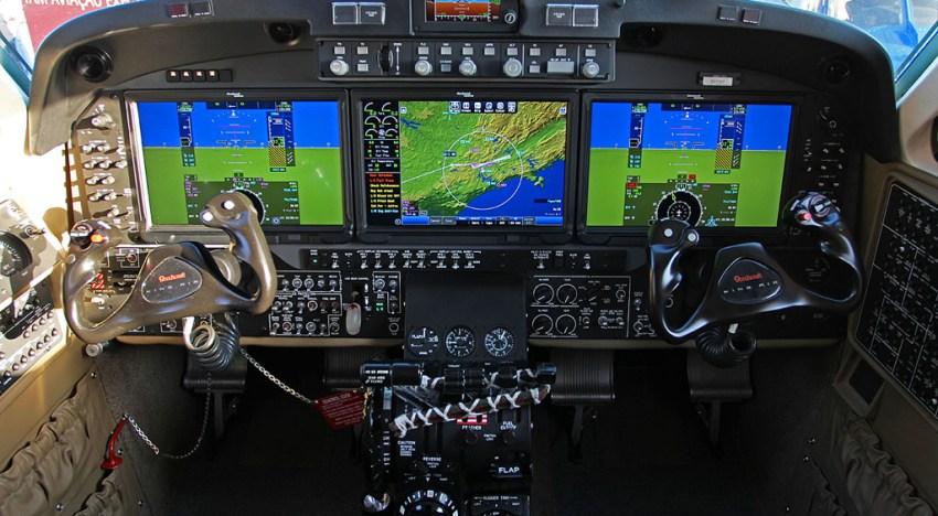 Modelos Beechcraft King Air equipados com Fusion são certificados no Brasil