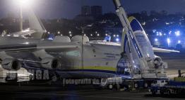 Passagem do gigante Antonov An-225 Mriya por Guarulhos, SP