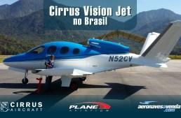 Cirrus Vision Jet hotel Portobello