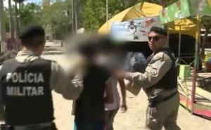 Bandidos fazem arrastão em restaurante de Campina Grande