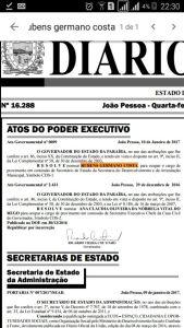 diario oficial buba