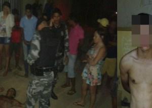 Bandido armado faz arrastão, rouba populares e mata um na noite deste domingo (15) no Curimataú-PB