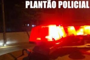 Guarnição da Polícia Militar cumpre mandado de prisão na zona urbana de Picuí