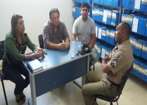 Policial do 9º BPM, considerado 'linha dura' assume destacamento policial de São Vicente do Seridó PB