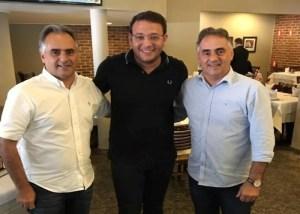 Após encontro com Cartaxo, vice-prefeito de Picuí é visto como pré-candidato a deputado
