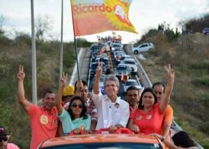 TRE julga improcedente ação movida pelo MPE contra o governador Ricardo Coutinho