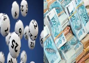Mega sorteia R$ 75 mi nesta quarta; prêmio pode render R$ 500 mil por mês