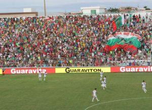 Salgueiro supera o Santa Cruz e se garante na final do Pernambucano