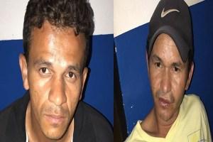 Em Nova Floresta-PB Polícia Civil cumpre mandado de prisão e prende dois por quebra de albergue