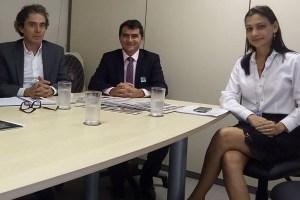 Prefeito de Picuí afirma que viagem a Brasília foi positiva para o município.