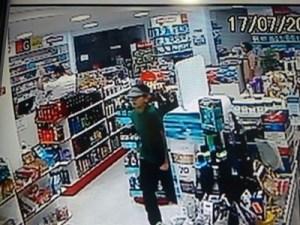 Bandidos de cara limpas assalta farmácia em Cuité-PB