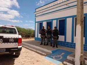 Em São Vicente do Seridó-Pb Patrulha rural da PM inicia trabalhos em Distrito