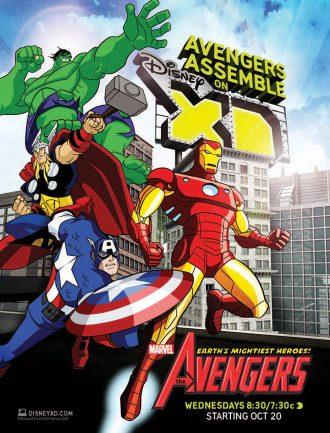 AvengersCartoon