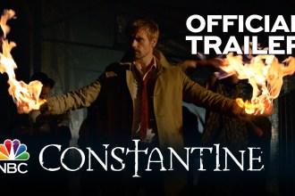 Constantine vira série na TV! Mas é da NBC…