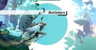 Battleborn background