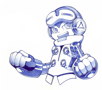 Beck Mighty No. 9