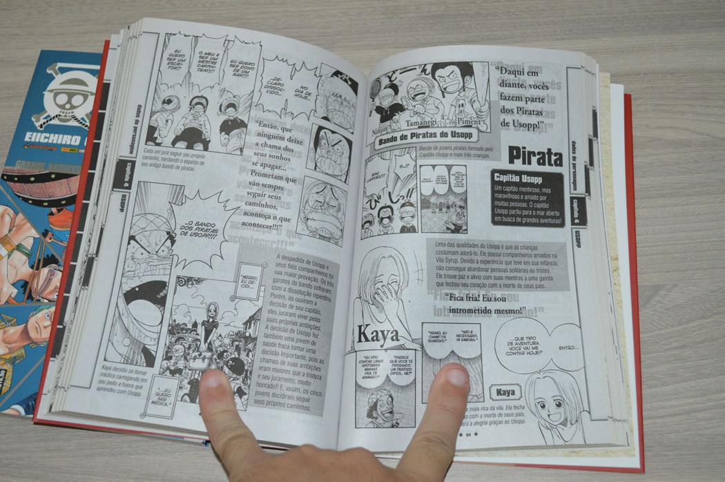 RED & BLUE | Os Databooks de One Piece! E o Yellow ser� lan�ado em ...