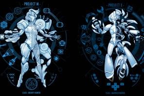 Project M e Project X por Emilie Boisvert