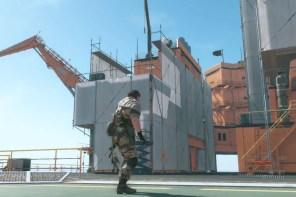 Metal Gear Solid V: The Phantom Pain | Primeiras missões e conhecendo a Base Mãe (Mother Base)