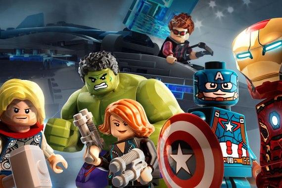 Lego Marvel's Vingadores