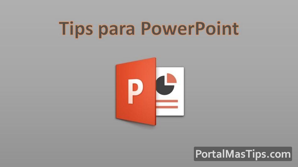 Convertir diapositivas PowerPoint a Gif animado - PortalMasTips