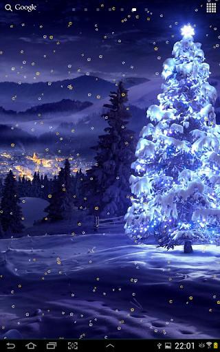 Animated Christmas Wallpaper For Android Protector De Pantalla Navidad Para Android Descargar Gratis