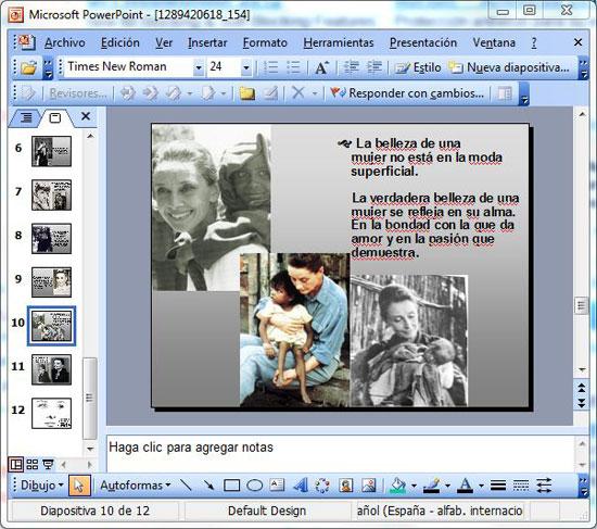Cómo hacer una buena presentación con PowerPoint - presentaciones powepoint