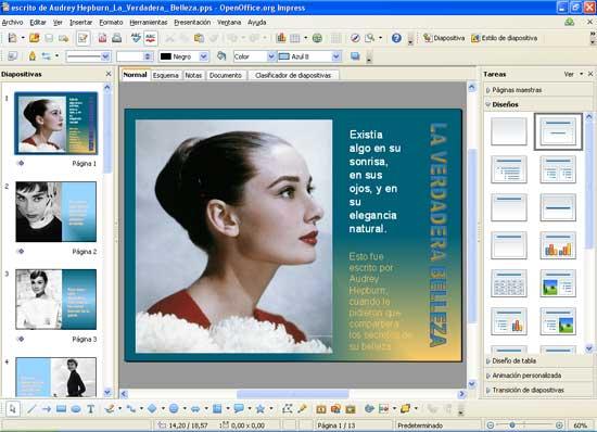 Cómo ver presentaciones de PowerPoint?