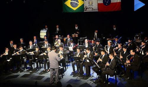 VÍDEO: o concerto de 189 anos da Banda Euterpe de Pindamonhangaba