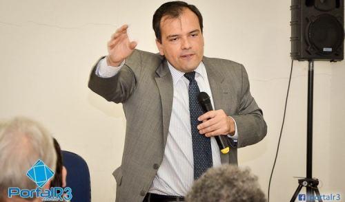 VÍDEO: Dr. Rollo fala sobre Legislação Eleitoral em Pindamonhangaba