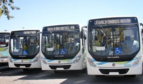 VÍDEO: Viva Pinda apresenta novos ônibus para o transporte em Pinda