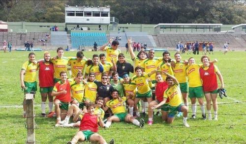 Brasil vence Paraguai e fica em 3º no Sul-Americano Juvenil de rugby