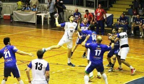 Taubaté é vice-campeão paulista de handebol