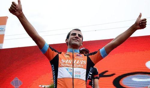 Argentino Daniel Díaz reforça o ciclismo de São José dos Campos