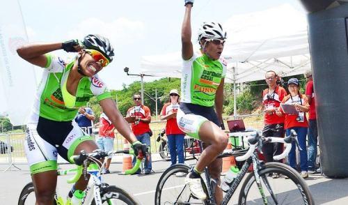 Ciclismo de São José domina provas de Critério e Resistência dos Abertos