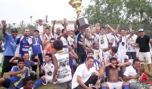 Araretama é campeão do futebol da 1ª Divisão em Pinda