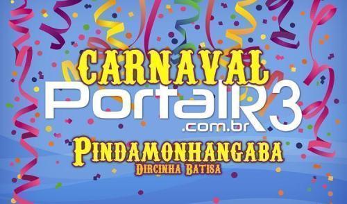VÍDEO: marchinha Pindamonhangaba e o carnaval de antigamente