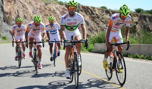 VÍDEO: Treino de ciclismo de São José dos Campos na Argentina