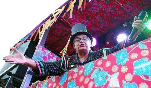 Pinda divulga programação oficial do Carnaval Caia na Folia 2015