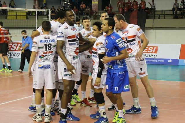 Vôlei Taubaté disputa primeira final, após nova formação. (Foto: Divulgação)