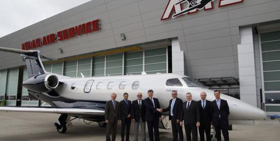 Embraer Aviação Executiva expande rede de vendas na Europa