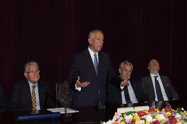 Marcelo insta Brasil a assumir a liderança de uma CPLP