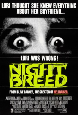 Night Breed - 1990
