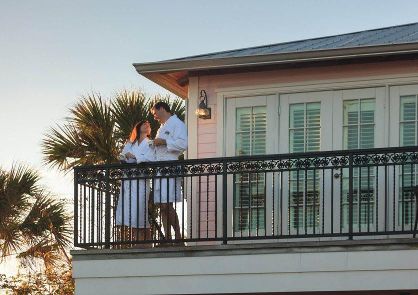 Melbourne Beach Inn Carriage House at our Romantic Florida Getaway