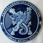 Medalla de la FLO en cerámica